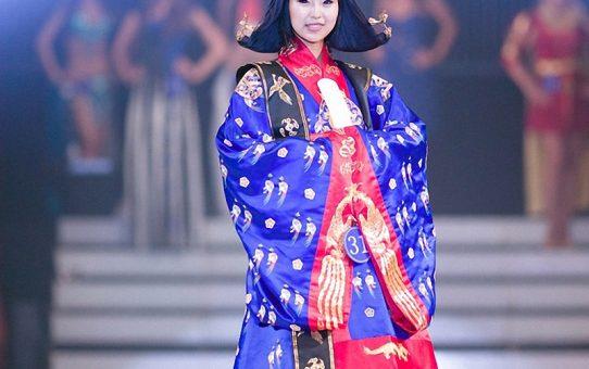 2007 세계여자모델선발대회 #2 - 전통의상