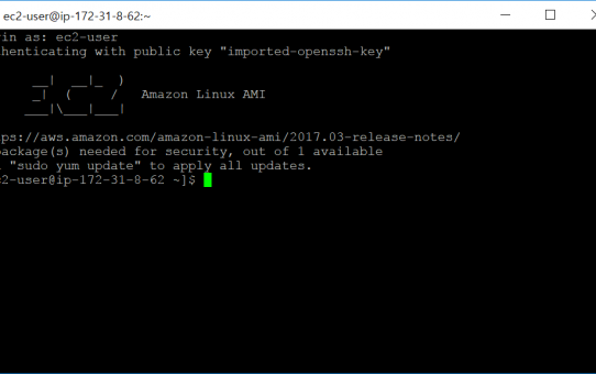 AWS(Amazon Web Service)에 Hadoop 설치 하기 #2