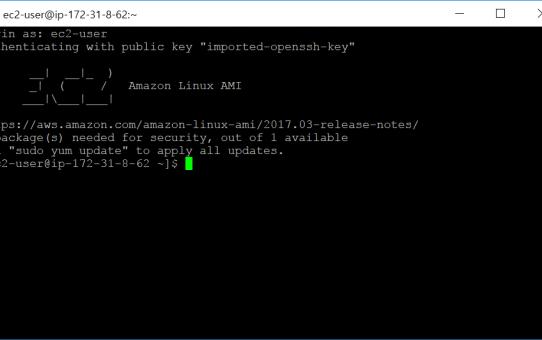 AWS(Amazon Web Service)에 Hadoop 설치 하기 #2